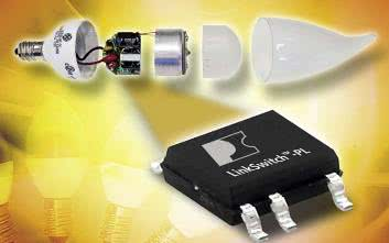 Scalone kontrolery zasilaczy LED firmy Power Integrations