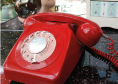 PiTelephone - retro telefon z Raspberry Pi