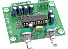 Ducker audio z układem THAT4301