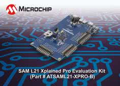 KONKURS Wygraj zestaw Microchip SAM L21 Xplained Pro Evaluation Kit