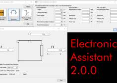 Electronics Assistant 2.0.0