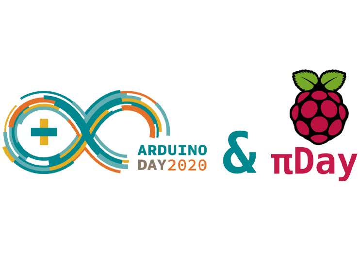 Arduino & Raspberry Pi Day 2020