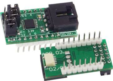Ekspander I/O z interfejsem I2C