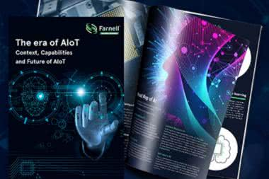 """The era of AIoT: Context, Capabilities and Future of AioT"" - nowy ebook opublikowany przez Farnell"