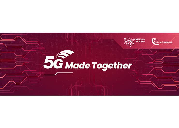 Konferencja online - 5G Made Together